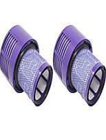cheap -- vacuum filter compatible with dyson cyclone v10. compare to part # 969082-01 (pack of 2)