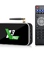 cheap -Ugoos X3 CUBE PRO PLUS TV Box Android 9.0 4GB RAM 32GB X3 Plus 64GB DDR4 Amlogic S905X3 WiFi Bluetooth 1000M 4K X3 Cube 2GB 16GB Set Top TVBox