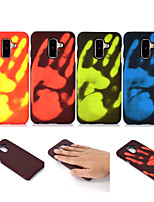 cheap -Case For Samsung Galaxy A40 A50 A50S A30S A70 A80 A90 A3(2017) A5(2017) A7(2017) A7(2018) A6(2018) A6Plus(2018) A8(2018) A9(2018) Shockproof Back Cover Solid Colored TPU