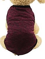 cheap -dog clothes,summer classic pet dog vest t shirt clothing soft puppy sleeveless clothes apparel cotton blend