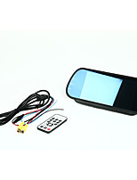 cheap -7 Inch TFT LCD Car Display Monitor HD Front Side View Rear View Camera for Car Reverse Parking Monitoring System