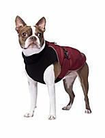 cheap -expedition dog coat | reflective fleece-lined dog jacket