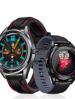 cheap -SN82 Smart Watch Men DIY Heart Rate Pressure Oxygen Smart Watch Music Control IP68 Waterproof Sport Fitness Tracker Compatible IOS/Android Phones