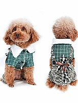 cheap -pet clothes, soft warm puppy coat - fleece lining dog winter clothes cold weather dog vest costume for small dogs and puppies