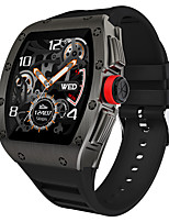 cheap -M2 Hybrid-face Sports Fitness Tracker Support IP68 Waterproof/ Heart Rate Measurement, Long Battery-life Smartwatch for IOS/ Samsung/ Android Phones
