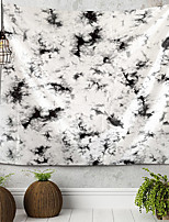 cheap -Floral Theme / Classic Theme Wall Decor 100% Polyester Classic / Modern Wall Art, 150*100 cm Decoration