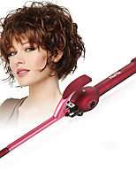 cheap -Professional Curling Iron  Hair Curler Iron Ceramic Curling Wand for Women Men Thin Hair Iron for Tight Curls Heats Up Quickly Adjustable Heat Settings