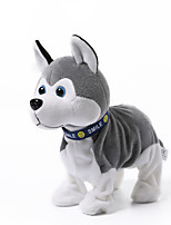 cheap -Electric Toys Stuffed Animal Plush Toy Dog Puppy Gift Singing Dancing Walking Interactive PP Plush Imaginative Play, Stocking, Great Birthday Gifts Party Favor Supplies Boys and Girls Kid's Adults