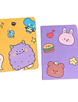 cheap -Case For Apple iPad Pro 11  Ipad Pro 11 inches 2020 with Stand Flip Full Body Cases PU Leather TPU Protective Stand Cover Pattern cute lovely word phrase animal bear rabbit unicorn stars