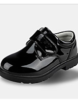 cheap -Boys' / Girls' Flats Comfort / School Shoes Patent Leather Glitter Crystal Sequined Jeweled Little Kids(4-7ys) / Big Kids(7years +) Walking Shoes White / Black Spring / Fall / Rubber