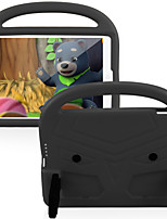 cheap -Case For Apple iPad 10.2''(2019) iPad Pro 10.5 with Stand Back Cover Solid Colored Cartoon EVA