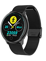 cheap -S16 Smart Watch Advanced Milanese Magnetic Fitness Tracker Blood Pressure Monitor Smartwatch