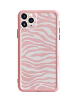 cheap -Case For iPhone 7 7Plus iPhone 8 8Plus iPhone X iPhone XS XR XS max iPhone 11 11 Pro 11 Pro Max SE Pattern Back Cover Lines Waves TPU PC