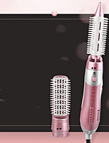 cheap -Hair Dryer BrushAucma Hot Air BrushOne-Step Hair Brush Blow Dryer VolumizerUpgraded 3 in 1 Hair Straightener & StylerCeramic Negative Ion Curling Brush Kit With 2 Interchangeable Brush Head