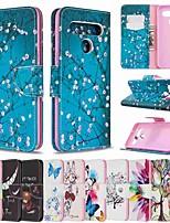 cheap -Case For LG Stylo 5 LG K61 LG K51 Wallet Card Holder with Stand Full Body Cases Golden Butterfly PU Leather TPU for LG K40 LG LG K10(2018) LG LG K50
