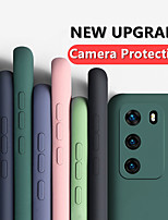 cheap -Liquid Silicone Rubber Soft Case for Samsung Galaxy S20 S20 Plus S20 Ultra S10 S10 Plus S10E S9 S9 Plus S8 S8 Plus Note 10 Note 10 Plus A10 A20 A30 A50 A70 A21S A30 A41 A51 A71
