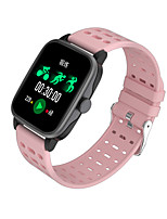 cheap -696 P30 Unisex Smartwatch Smart Wristbands Bluetooth Touch Screen Heart Rate Monitor Blood Pressure Measurement Information Message Control Pedometer Call Reminder Activity Tracker Sleep Tracker