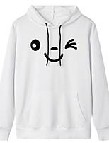 cheap -Women's Pullover Hoodie Sweatshirt Graphic Casual Basic Hoodies Sweatshirts  White Black Blue
