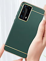 cheap -Case For Huawei Mate 20 P Smart Plus Enjoy 9Plus Nova 3 3i Honor 9i 10lite note10 8X 8XMax 8C Plating Ultra-thin Frosted Back Cover Solid Colored PC