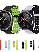 cheap -Watch Band for Amazfit Stratos 3 Amazfit Sport Band Silicone Wrist Strap