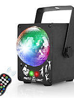 cheap -LED Disco Laser Light RGB Projector Party Lights 60 Patterns DJ Magic Ball Laser Party Holiday Christmas Stage Lighting Effect