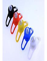 cheap -eggdeal led bike light rings finger light - red