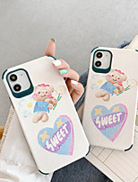 cheap -Case For Apple iPhone 7 7Plus iPhone 8 8Plus iPhone X iPhone XS XR XS max iPhone 11 11 Pro 11 Pro Max SE Pattern Back Cover Cartoon TPU