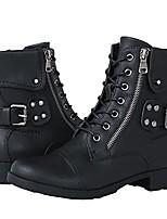cheap -women's 1822 black fashion boots 11m