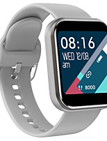 cheap -696 Z11 Unisex Smartwatch Smart Wristbands Bluetooth Touch Screen Heart Rate Monitor Blood Pressure Measurement Sports Information Call Reminder Activity Tracker Sedentary Reminder Find My Device