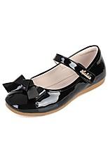 cheap -flower ballet flat dress shoes princess shoes (toddler/little kid/little girls) black 5 m us big kid