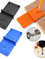 cheap -35mm 40mm Hinge Hole Drilling Guide Locator Hole Opener Template Door Cabinets DIY Tools For Woodworking Hand Tools Set