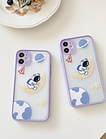 cheap -Case For Apple iPhone 6 6plus 6s 6s plus 7 7Plus iPhone 8 8Plus iPhone X iPhone XS XR XS max iPhone 11 11 Pro 11 Pro SE Max Pattern Back Cover Cartoon TPU PC
