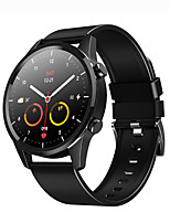 cheap -KW35 Smart Watch For Men Men Sport Watch Bluetooth Watch Call Heart-rate Blood Pressure Full Round Watch Running Watch