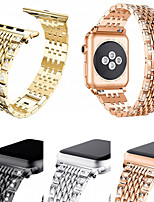 cheap -Watch Band for Apple Watch Series 6 SE 5 4 3 2 1 Apple Business Band Stainless Steel Wrist Strap