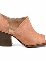 cheap -. womens d& #39;orsay peep toe bootie rose, 12 regular us