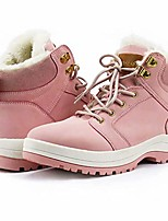 cheap -womens snow boots insulated outdoor hiking shoes fur lined warm winter boots pink