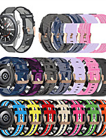 cheap -Nylon Strap For Samsung Galaxy Watch 3 41 45mm 42mm 46mm Gear S3 S2 Classic Sport Wristband Band For Galaxy Active 2/3 Correa