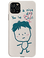 cheap -Case For iPhone 7 8 7 Plus 8 Plus X XS XR XS Max SE 11 11 Pro 11 Pro Max Pattern Back Cover Cartoon TPU