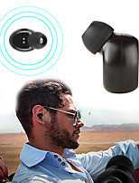 cheap -Bluetooth Headset w/ Magnetic USB Charging In Ear Mini Invisible Earbud w/Mic Bluetooth V4.1 Handsfree Call Car Earphone