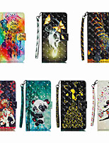 cheap -Case For Samsung Galaxy S20 Galaxy S20 Plus Galaxy S20 Ultra Wallet Card Holder with Stand Full Body Cases Butterfly PU Leather TPU for Galaxy A51 A71 A70S A50 A30S A40 A30 A20 A10 A90 5G