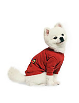 cheap -regna x dog clothes winter coat warm apparel for small dogs long sleeve dog vest
