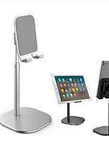cheap -Soporte ajustable para telfono mvil soporte de escritorio para tableta en vivo para mvil soporte Flexible y porttil para Iphone soporte de escritorio de aluminio
