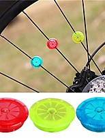 cheap -shockproof waterproof bicycle spokes light bike led decoration light headlights