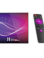 cheap -H10 Max TV Box Android 10 Smart TV Box Netflix Youtube Google Media Player Allwinner H616 4GB 64GB 2.4G wifi 6K HD Set-top Box
