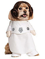 cheap -rubies costume star wars collection pet costume, princess leia
