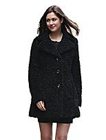 cheap -women faux fur coat women black faux fur jacket women faux fur women faux fur collar woman faux fur black faux fur coat women faux fur jacket faux fur long sleeve faux fur winter jacket-xl