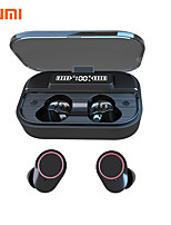 cheap -KUMI T9S Pro Wireless Bluetooth Earphone Sports Earbud LED Digital Display In-ear Headphone for iOS/Android