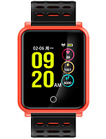 cheap -Smart N88 smart watch heart rate sleep monitoring call reminder waterproof step counter large screen sports watch