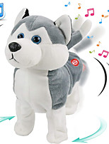 cheap -Electric Toys Stuffed Animal Plush Toy Dog Puppy Gift Singing Dancing Interactive PP Plush Imaginative Play, Stocking, Great Birthday Gifts Party Favor Supplies Boys and Girls Kid's Adults