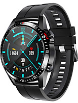 cheap -696 CK29 Unisex Smartwatch Smart Wristbands Android iOS Bluetooth Heart Rate Monitor Blood Pressure Measurement Hands-Free Calls Thermometer Camera Control Stopwatch Call Reminder Activity Tracker